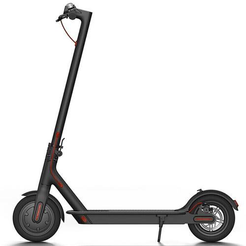Electric scooter can go to Germany on the road