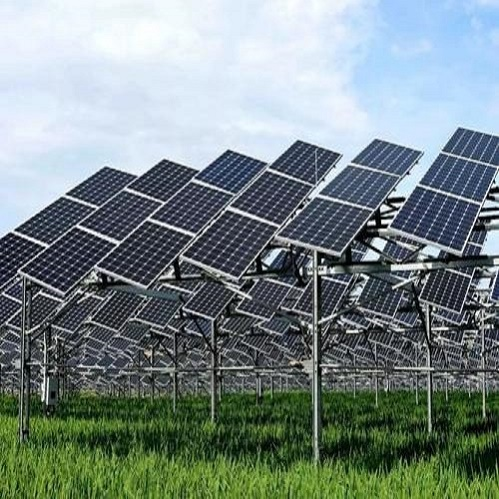 Four photovoltaic system power generation grid-connected schemes